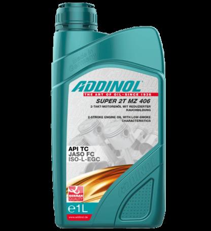 ADDINOL Motorolie Super 2T MZ 406 -1 liter