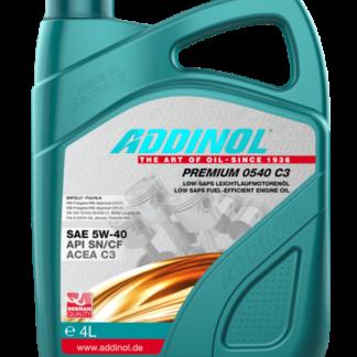 ADDINOL Motorolie Premium 0540 C3