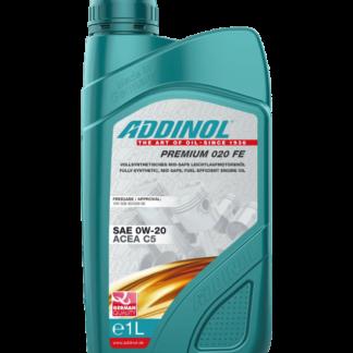 ADDINOL Motorolie PREMIUM 020 FE