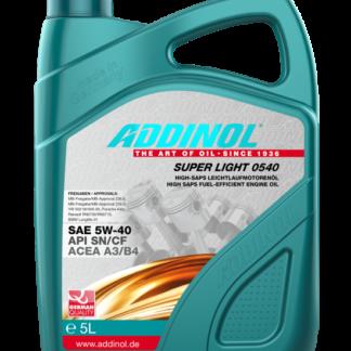 ADDINOL Motorolie Super Light 0540