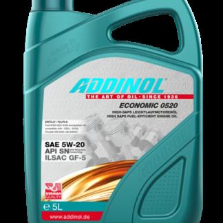 ADDINOL Motorolie Economic 0520 - 5 liter