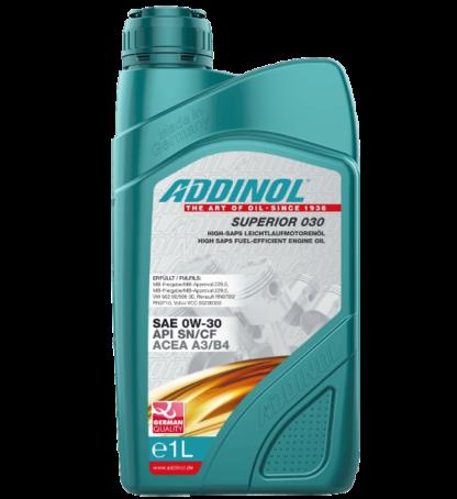 ADDINOL Motorolie SUPERIOR 030