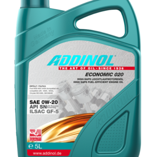 ADDINOL Motorolie Economic 020 - 5 liter