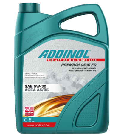 ADDINOL Motorolie Premium 0530 FD