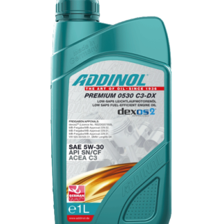 ADDINOL Motorolie Premium 0530 C3-DX - 1 liter