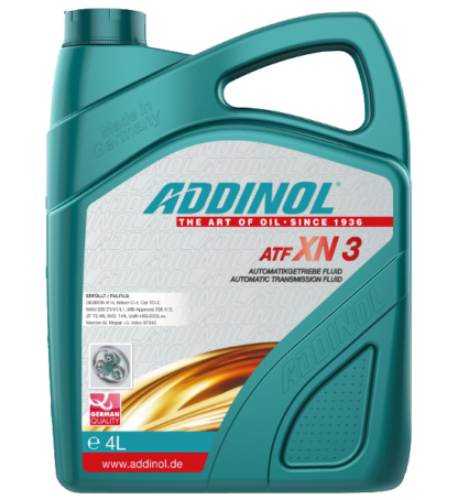 ADDINOL Automatisk transmissionsvæske ATF XN 3