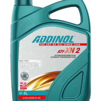 ADDINOL Automatisk transmissionsvæske ATF XN 2 - 4 liter