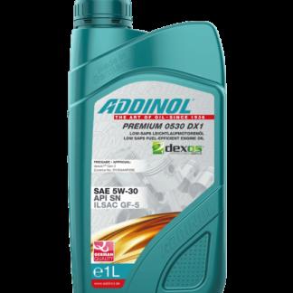ADDINOL Motorolie Premium 0530 DX1 5W30 Dexos 1 Gen 2
