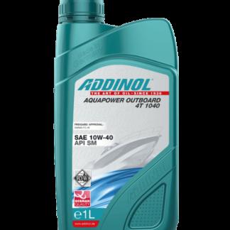 ADDINOL Motorolie AquaPower Outboard 4T 1040 - 1 liter