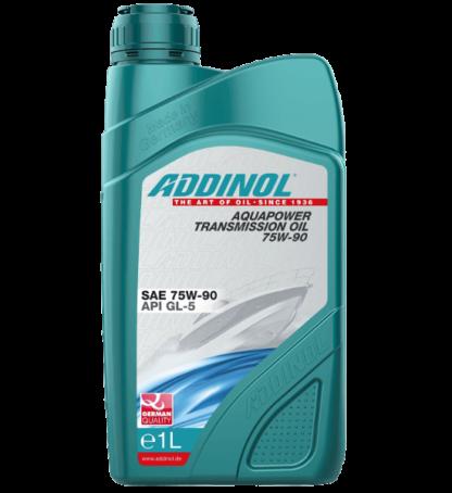 ADDINOL Gearolie AQUAPOWER TRANSMISSION OIL 75 W 90