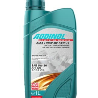 ADDINOL Motorolie Giga Light MV 0530 LL