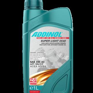 ADDINOL Motorolie Super Light 0540 - 1 liter