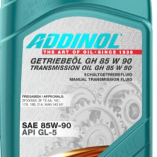 ADDINOL Gearolie GH 85 W 90
