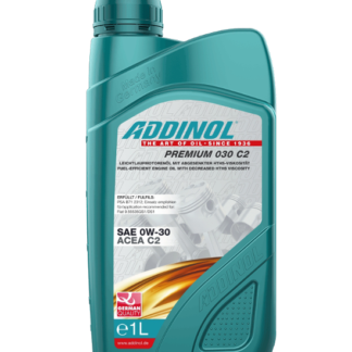 ADDINOL Motorolie Premium 030 C2 - 1 liter