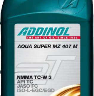 ADDINOL 2 takts Motorolie AQUA SUPER MZ 407 M