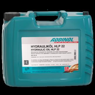 ADDINOL Hydraulikolie HLP 22